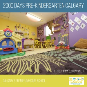 daycare school calgary